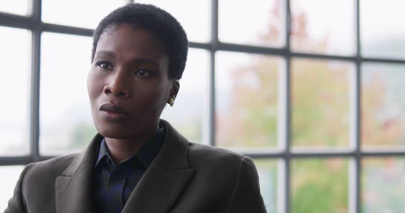 Abena Ayivor in Black Earth Rising