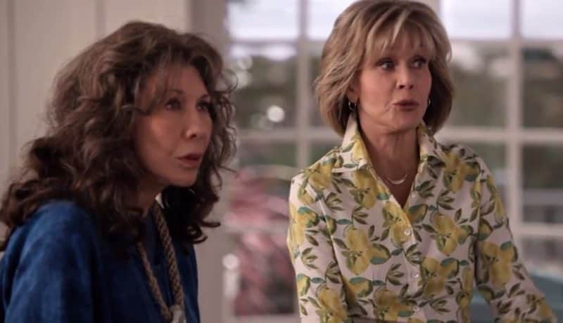Grace and Frankie, season 5