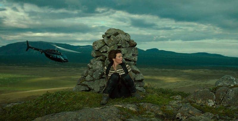 Halldóra Geirharðsdóttir in Woman at War (Kona fer í stríð)