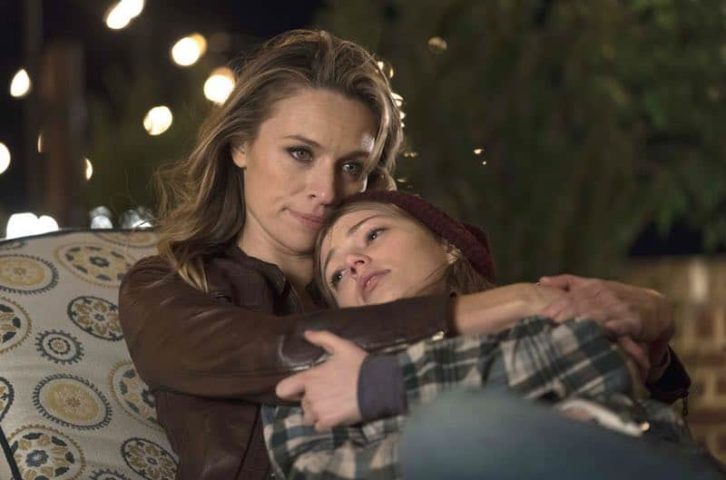 Grace Van Dien and Michaela McManus in The Village