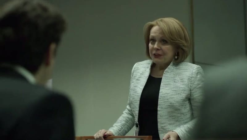 Jacki Weaver in Secret City