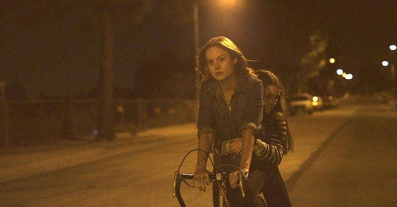 Brie Larson and Kaitlyn Dever in Short Term 12
