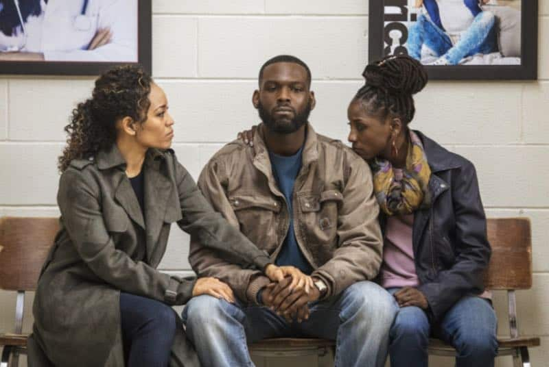 Rutina Wesley, Dawn-Lyen Gardner, and Kofi Siriboe in Queen Sugar