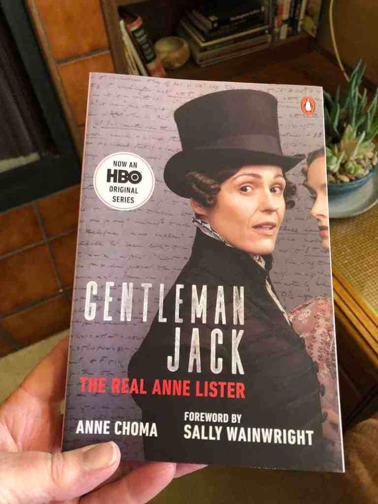 Book - Gentleman Jack: The Real Anne Lister