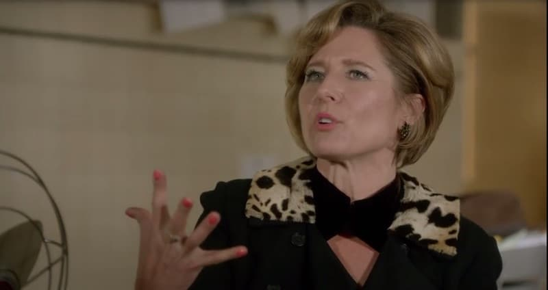 Libby Tanner in Ms Fisher's Modern Murder Mysteries