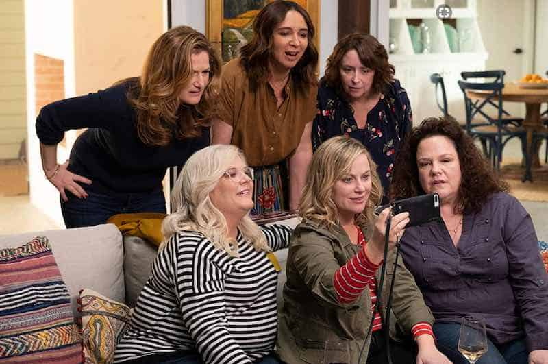 Rachel Dratch, Ana Gasteyer, Rachel Dratch, Ana Gasteyer, Amy Poehler, Maya Rudolph, Emily Spivey, and Paula Pell in Wine Country