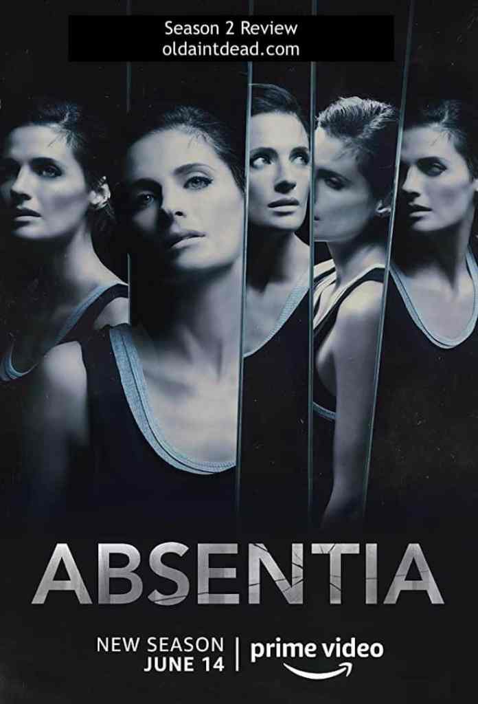 Poster for Absentia