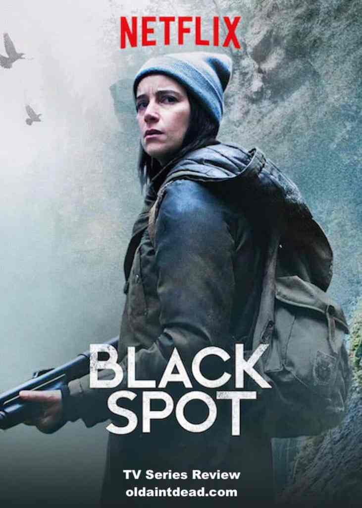 Black Spot (Zone Blanche) poster for review at Old Ain't Dead