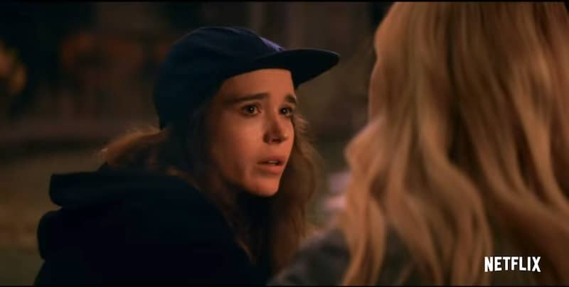 Ellen Page in Tales of the City