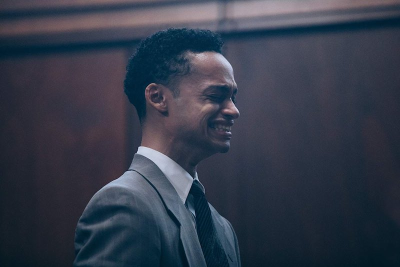 Marquis Rodriguez in When They See Us