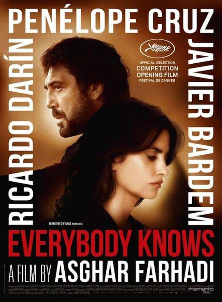Everybody Knows poster