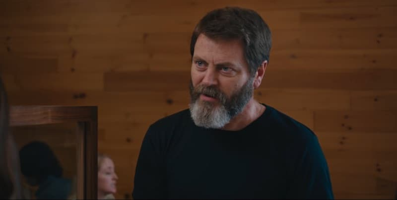 Nick Offerman in Hearts Beat Loud