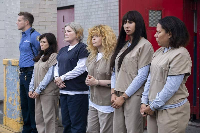 Orange is the New Black: Farewell and Goodbye