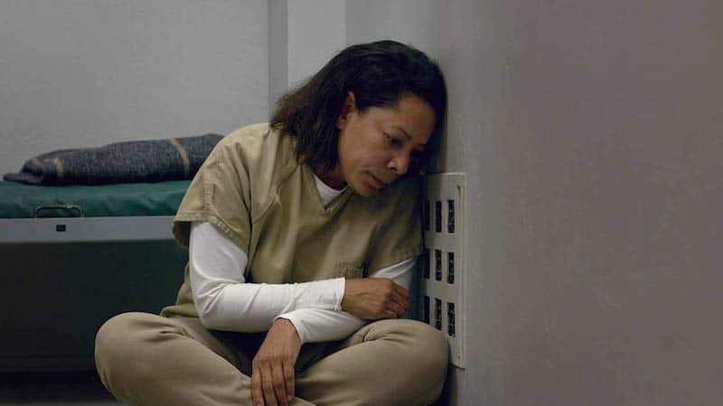 Selenis Leyva in Orange Is the New Black