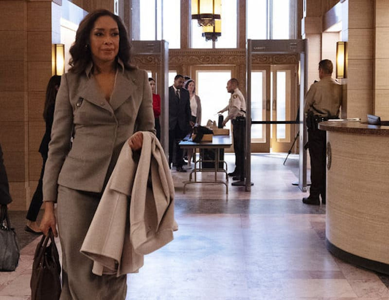 Gina Torres in Pearson