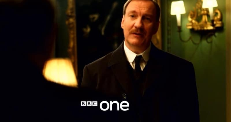 David Thewlis in An Inspector Calls