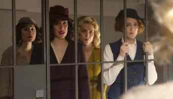Review: Cable Girls (Las Chicas Del Cable) Season 2 - Old
