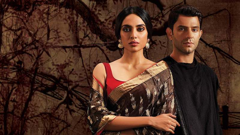 Arjun Mathur and Sobhita Dhulipala in Made in Heaven