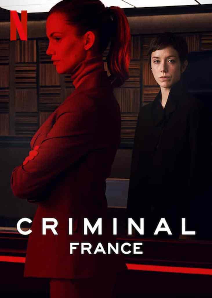 Poster for Criminal: France