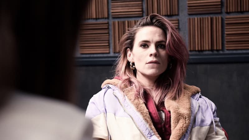 Hayley Atwell in Criminal: UK