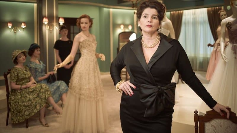 Julia Ormond in Ladies in Black