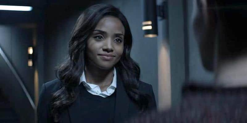 Meagan Tandy in Batwoman