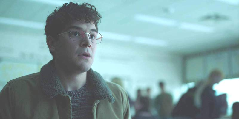 Daniel Maslany in Impulse