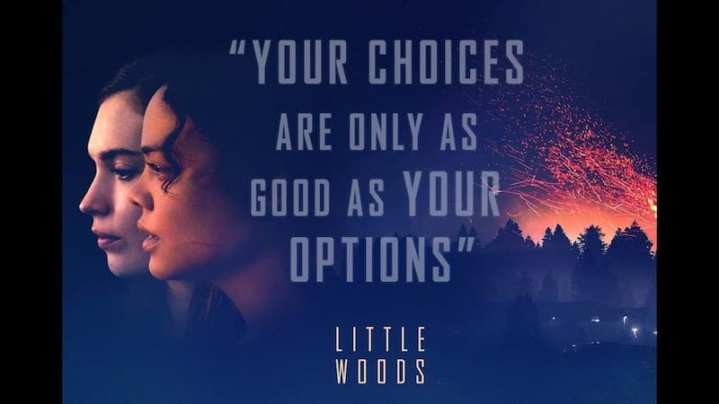 """A poster saying """"Your choices are only as good as your options."""""""