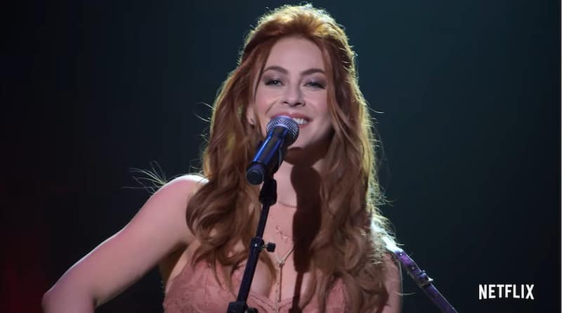 """Julianne Hough in Dolly Parton's Heartstrings """"Jolene"""""""