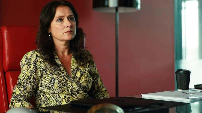 Sidse Babett Knudsen in The Accident