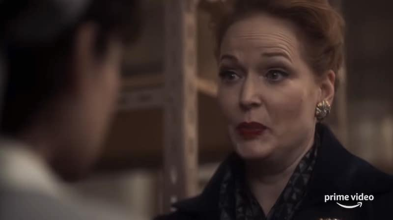 Chelah Horsdal in The Man in the High Castle