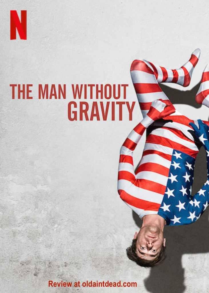 The Man Without Gravity (L'uomo senza gravità) poster