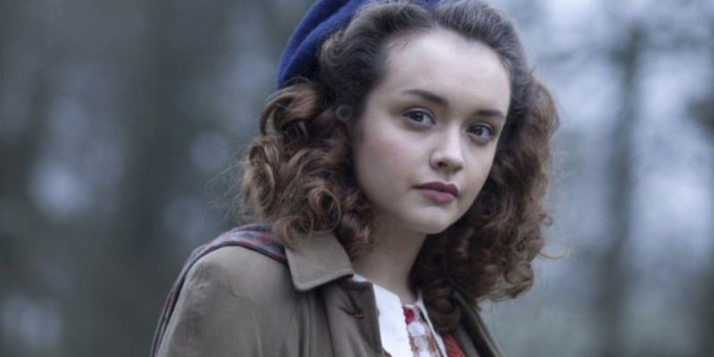 Olivia Cooke in The Secret of Crickley Hall