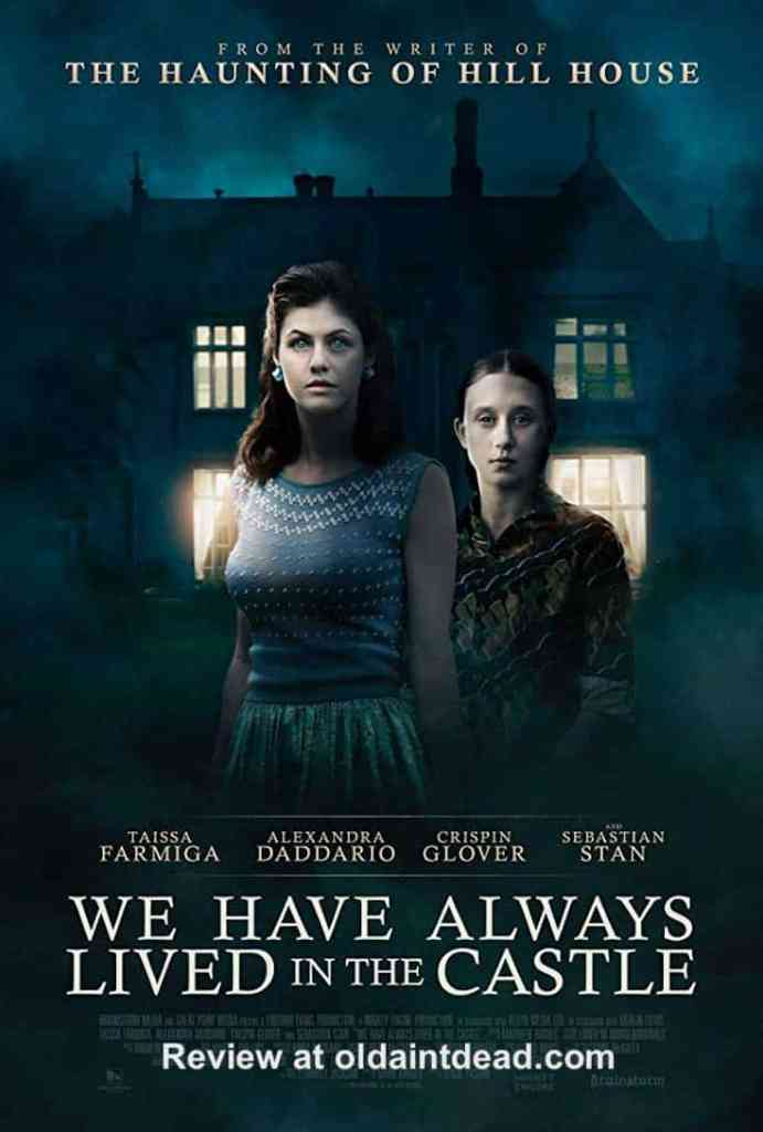 Poster for We Have Always Lived in the Castle