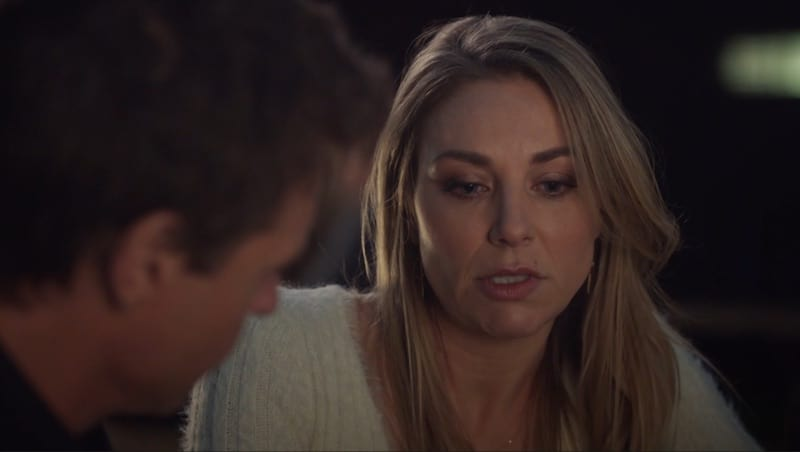 Rodger Corser and Kate Jenkinson in The Heart Guy (Doctor Doctor)