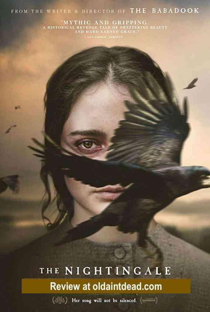Poster for The Nightingale