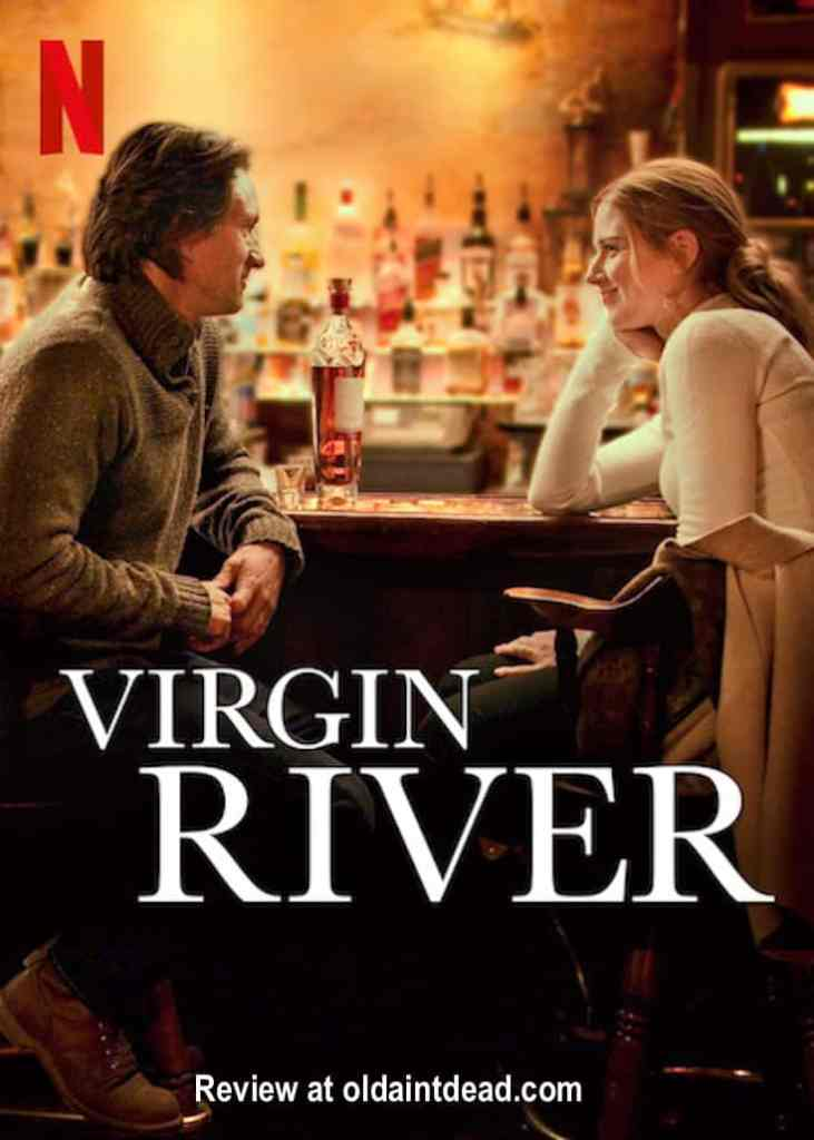 The poster for Virgin River