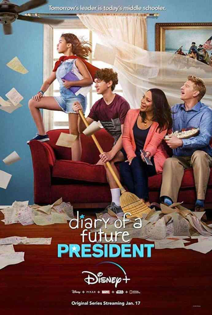 Poster for Diary of a Future President