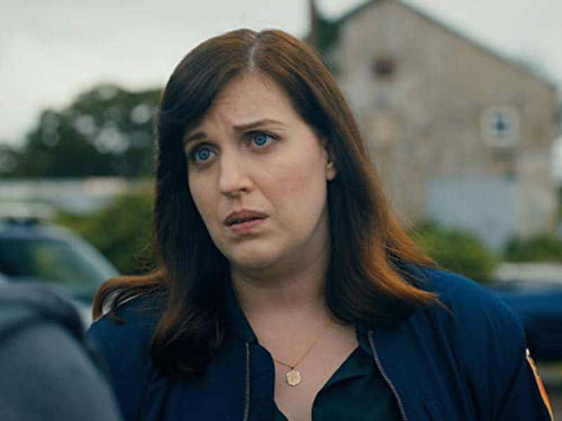 Allison Tolman in Emergence