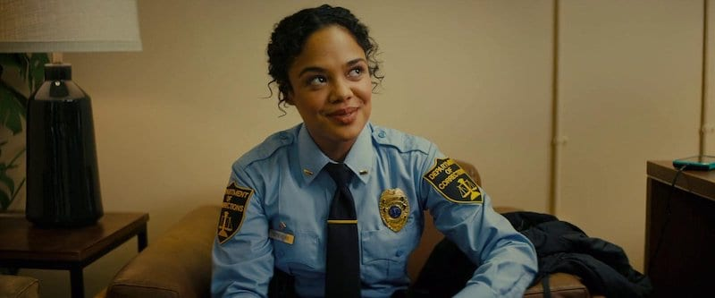 Tessa Thompson in Furlough