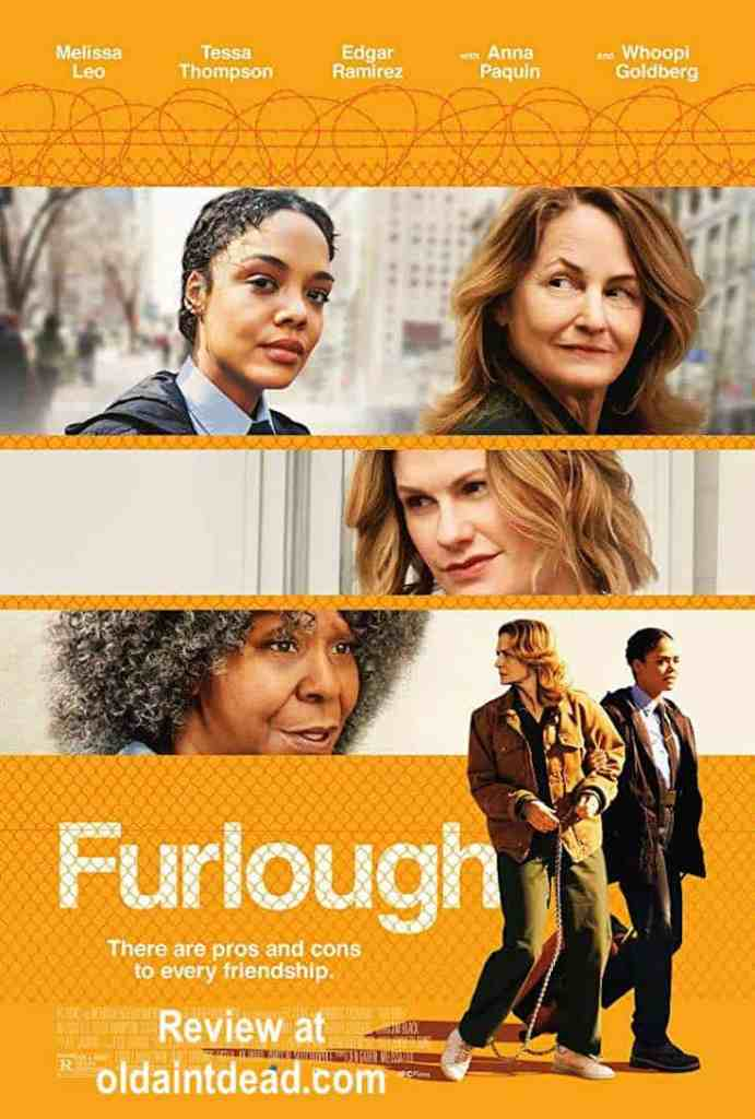 The poster for Furlough