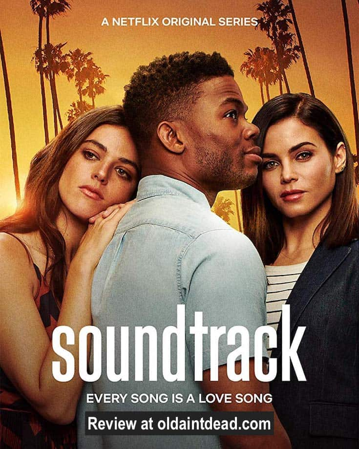The Soundtrack poster