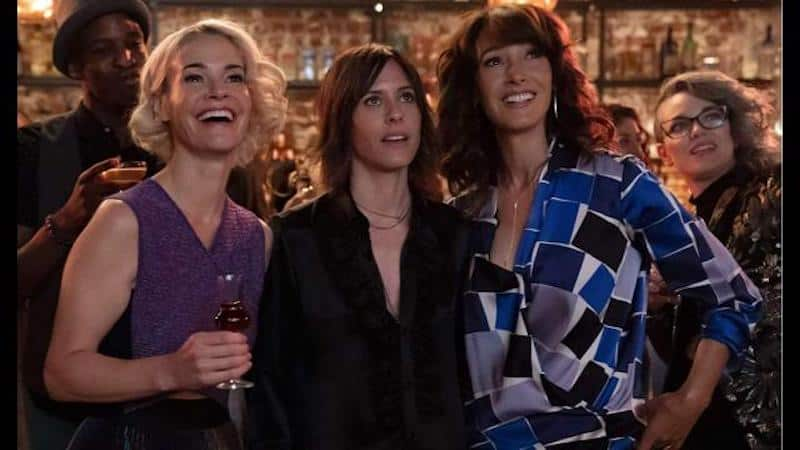 Leisha Hailey, Katherine Moennig and Jennifer Beals in The L Word: Generation Q