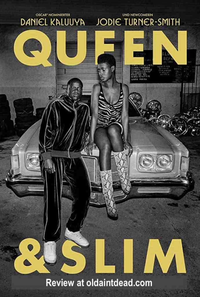 Poster for Queen and Slim