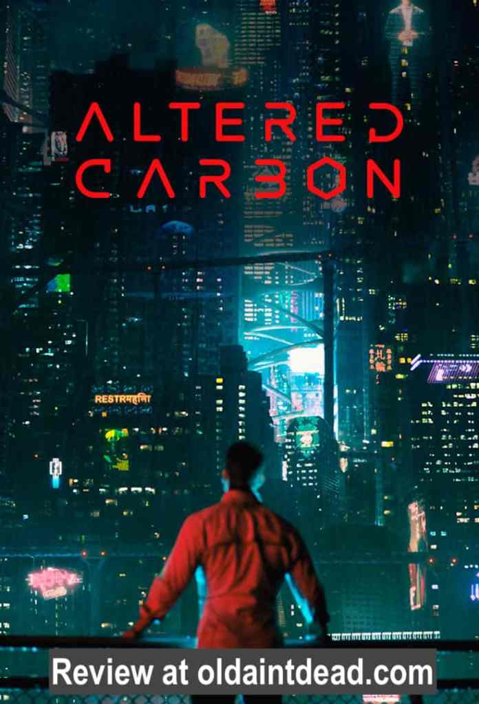 Poster for Altered Carbon