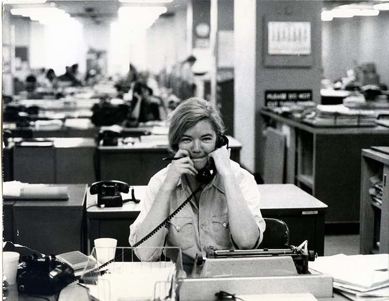 Molly Ivins in Raise Hell: The Life & Times of Molly Ivins