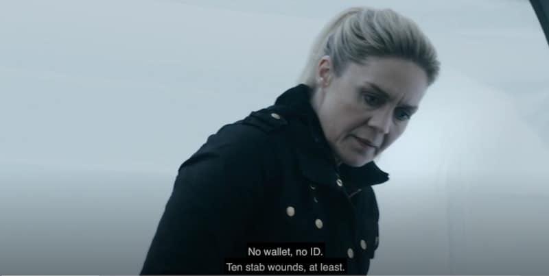 Nína Dögg Filippusdóttir in The Valhalla Murders