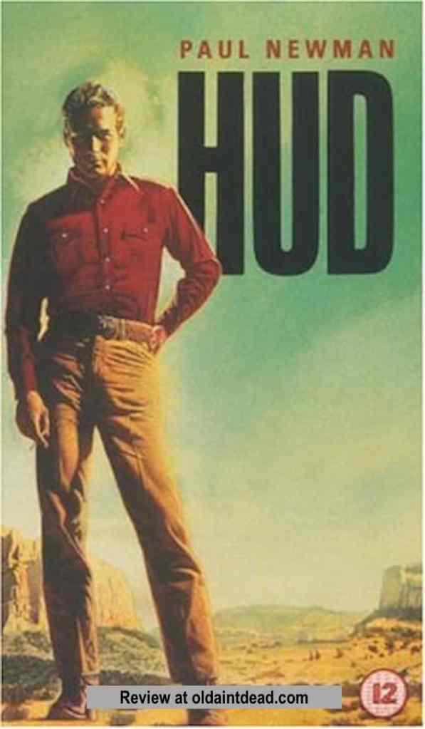 Poster for Hud