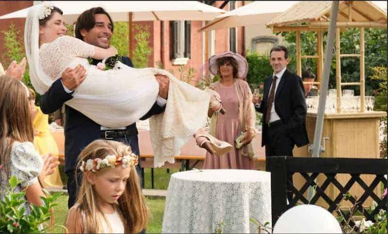 Vittoria Puccini and Edoardo Leo in 18 Presents