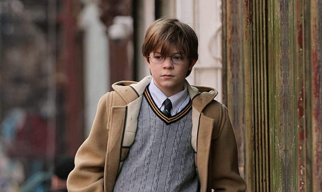 Oakes Fegley in The Goldfinch